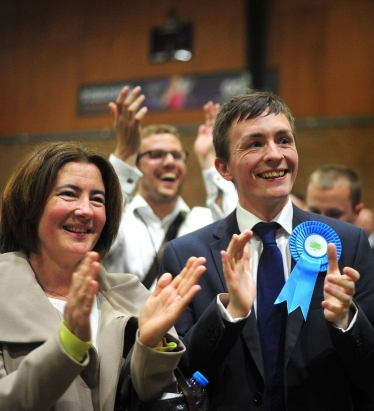 Trafford Conservatives, Susan Williams, Sean Anstee, Trafford Council, Baroness