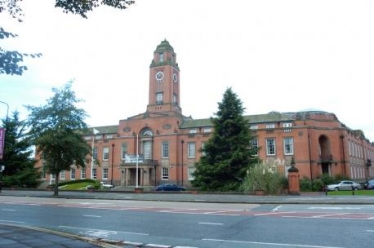 Trafford Town Hall, Trafford Conservatives